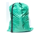 "Green Laundry Bag with Carry Strap 30""x40"" (each)"